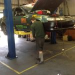 Alexandra Hills State High School Automotive Program for Students